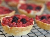 Red Huckleberry Tart