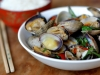 Spicy Thai Manila Clams