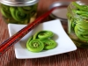 Asian-style Pickled Fiddleheads