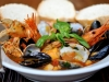 Shellfish Stew with Spot Shrimp